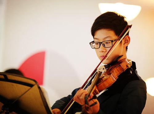 小提琴培訓 -- 一對一
