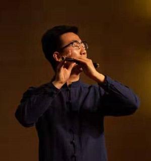 王丹--竹笛,葫蘆絲老師